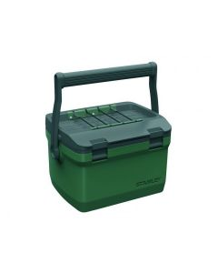 Stanley Adventure køletaske , 6,6 liter grøn, Dobbelt skumisolering