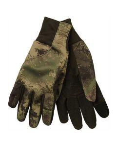 Härkila - Lynx fleece handske AXIS MSP® Forest green