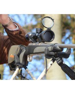 Mjoelner Hunting skydestok sort