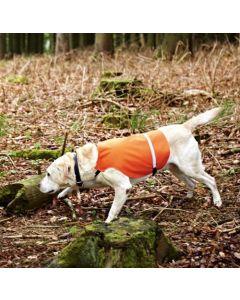 Hunderefleksvest m/refleksbånd