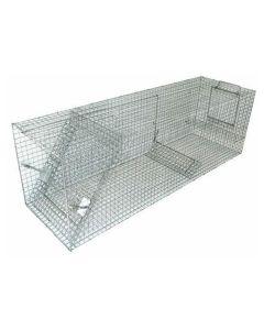 Ræve / mårhundefælde 140 cm (sendes ikke fragtfrit)