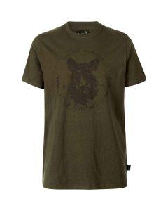 Seeland Flint T-shirt Dark Olive