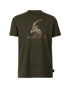 Seeland Flint T-shirt Grizzly brown