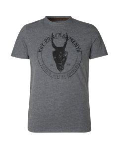 Seeland - Key-point t-shirt Grey melange