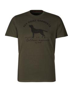 Seeland - Key-point t-shirt Pine green